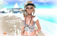 work it (Nanas Kiss /Nana Negulesco) Tags: analogdog cynful tentacio genesislab