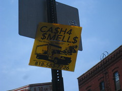 (Billy Danze.) Tags: new york nyc brooklyn graffiti smells cash4