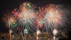 Shake the Lake 2016, Grand Finale (Chuck_893) Tags: wisconsin fireworks madison shakethelake