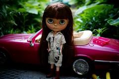 Cute car machanic