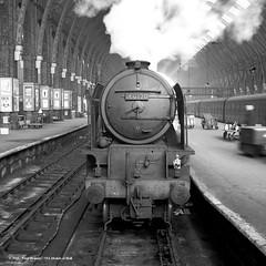 Photo of c.02/1963 - Kings Cross, London.