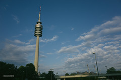 Munich Olympic Park (Doy Ablola) Tags: travel digital vintage munich europe gr ricoh lightroom apsc vsco