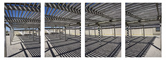 DSC06260NX5Na Sheltered Area  2015 Paul Light (Paul Light) Tags: lines shadows massachusetts ipswich cranebeach
