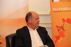 """Conferência PSD V. F. Xira """"Em diálogo com…"""""""