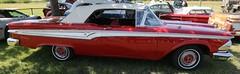 1959 Edsel Corsair Convertible (Bill Jacomet) Tags: old red ford museum texas tx edsel flight convertible corsair pioneer kingsbury 59 1959 aerodrome 2015 aerdrome