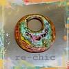 Paper pendant (re-chic) Tags: magazine paper handmade jewelry bijoux recycle carta pendant reuse gioielli layered ciondolo medaglione riciclo rechic
