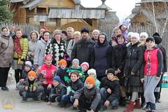 9. An excursion in Sviatohorsk Lavra / Экскурсия в Лавру