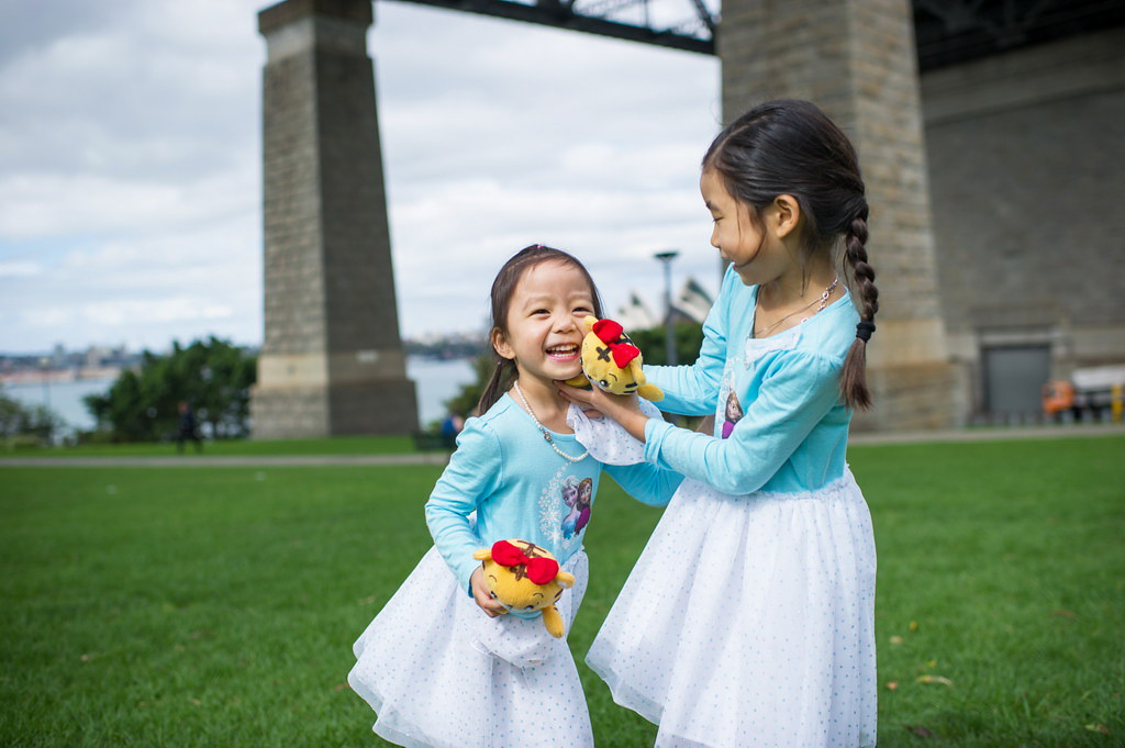 兒童寫真 rumax 雪梨 luna park