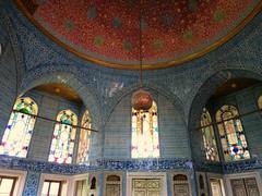 Baghdad kiosk, Topkapi Palace (Erica Birmingham) Tags: turkey istanbul palace baghdad kiosk topkapi