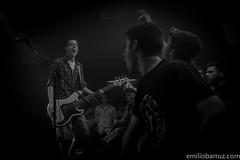 RUIDO ILEGAL (Barruz) Tags: espaa music rock canon banda eos concert spain punk live concierto ska band sigma sala musica 1750 28 zero tarragona directo 60d ruidoilegal