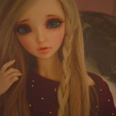 Valerie (Linnea) Tags: hobby bjd fairyland balljointeddolls minifee minifeeceline