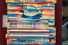20150527_46 - Artmachine (grasso.gino) Tags: germany deutschland nikon colours kunst arts farben mecklenburgvorpommern müritz waren artmachine d3000 kunstautomat