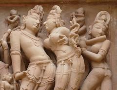 Cheeky (chdphd) Tags: temple kamasutra khajuraho lakshmana lakshmanatemple