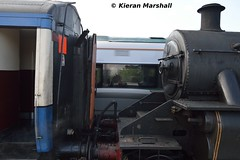 4 and ICR at Hazelhatch and Celbridge, 16/5/16 (hurricanemk1c) Tags: irish train 4 rail railway trains hatch railways irishrail 264 2016 number4 iarnrd ireann rpsi iarnrdireann wtclass railwaypreservationsocietyofireland hazelhatchandcelbridge 0900westportconnolly internationalrailtour croaghpatrickrailtour