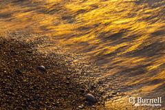 Morning Glow (cjb_photography) Tags: morning lake toronto ontario nature water photography golden rocks tide shoreline pebbles lakeshore goldenhour torontolife torontophoto golw torontoclicks