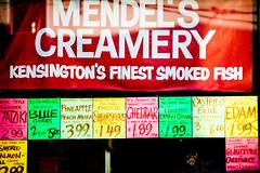 Mendel's (Thomas Hawk) Tags: toronto ontario canada kensingtonmarket toronto0810dmu toronto0810buzz medelscreamery