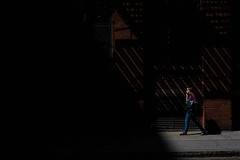 New York City 2016 (Thomas De Los Santos) Tags: street nyc newyorkcity light shadow ny newyork brooklyn photography 50mm nikon bronx manhattan streetphotography dumbo sombra queens d750 chasing nikonlens primelens nikoncameras chasinglight