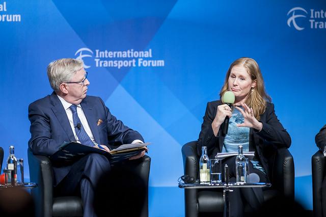 Anna Larsson on logistics supply chains