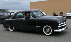 1949 Ford Custom Fordor Sedan (Custom_Cab) Tags: door black ford car sedan 4 custom 1949 kustom fordor 4door