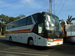 Mindanao Star 15210 (Monkey D. Luffy 2) Tags: road city bus public photography photo nikon philippines transport vehicles transportation coolpix vehicle society davao philippine enthusiasts kinglong yuchai philbes xmq6129y longwei