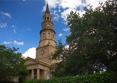 St. Phillips Episcopal Church - Charleston (ArmyJacket) Tags: city travel usa sc outdoors southcarolina charleston historical lowcountry palmettostate
