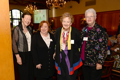 2016 Local Heroes College Women's Club Members Marilyn Siemon-Burgeson Anne Steidl Carol Numrich Fran Banta