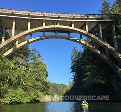 Clackamas River kayak tour (Vancouverscape.com) Tags: travel usa oregon mthood 2016 arianecolenbrander vancouverscape