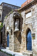 Vierge  l'Enfant - Rhodes (yann.dimauro) Tags: gr rodos grce egeo