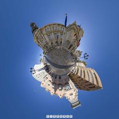 ( 360 interactiva ) Ayuntamiento de Cartagena (I) (Juan Ig. Llana) Tags: plaza panorama puerto arquitectura 360 palmeras romano murcia museo cartagena epic banderas spherical ayuntamiento panormica esfrica gigapan epicpro