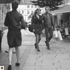30S16 (photo & life) Tags: street city blackandwhite paris france 35mm square photography europe noiretblanc streetphotography strasbourg squareformat fujifilm fujinon ville jfl xt1 squarephotography humanistphotography fujinonxf35mmf14r fujifilmxt1 photolife