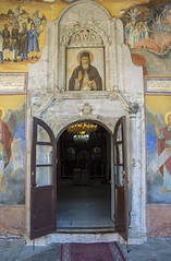 The Entrance (kopche_eli) Tags: door church architecture icons entrance monastery orthodox