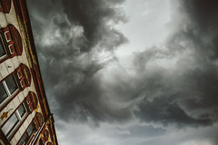 Before the storm | Summer 2016 #178/365 (A. Aleksandraviius) Tags: summer sky storm abstract clouds dark nikon angle wide dramatic 20mm 365 nikkor project365 365days nikkor20mm d810 nikon20mm 178365 nikond810 f18g 365one nikon20mm18g 20mmf18g afdnikkor20mmf18ged 3652016