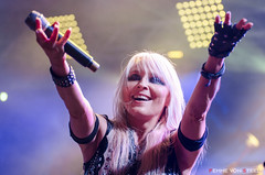 Doro @ Dokk'em Open Air 2016 (NL) (Femme.von.Steel) Tags: dokkem open air metal friesland thenetherlands femme von steel concert festival colorfull color live music emotion impression dokkemopenair doro germany wildness love