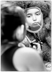 Changing (dmaxphil) Tags: portrait reflection kid nikon candid 2470 240700mmf28 nikondf