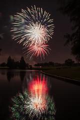 DSC_4031 (fellajr) Tags: family water night golf fun evening fireworks 4th july course hazzard deerpark 2016