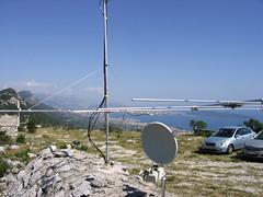 IMG_4257 (T.J. Jursky) Tags: hamradio radioamateur 9a7pjt 9a1cbm malacka dalmatia adriatic croatia europe canon tonkojursky