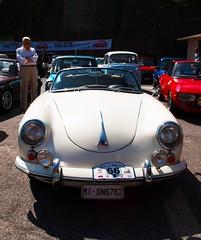 Porsche 356 1600 B (maximilian91) Tags: italy italia liguria porsche oldcars vintagecars porsche356 germancars montoggio porsche3561600 porsche3561600b porsche1600b