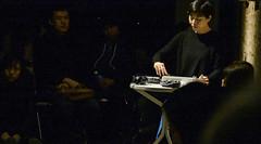 sachiko m (Sub Jam) Tags: music night concert performance event workshop miji 颜峻 meridianspace