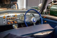 Alfa (tamson66) Tags: classic essen alfa romeo dashboard cabrio