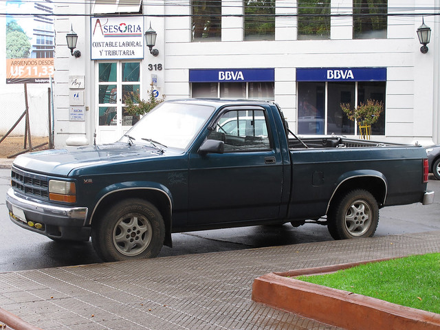 pickup dodge 1994 39 camionetas dakotasport dakotamagnum