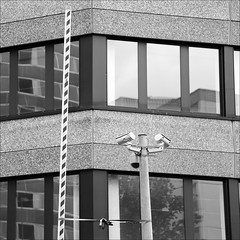 barrier bondage (loop_oh) Tags: camera reflection reflections mirror reflex hessen frankfurt spiegel cam main bondage security securitycamera mirrored barrier reflexions reflexion leder kamera reflexionen hesse mirroring offenbach schranke kickers surveillancecamera gespiegelt ueberwachung ueberwachungskamera kaiserlei offenbachammain offenbacherkickers