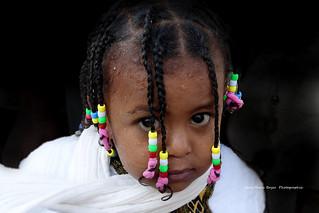Petite fille a Awassa - Ethiopie
