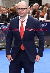 Damon Lindelof (BDCLondon Photography) Tags: londonuk odeonleicestersquare damonlindelof photobybrettdcove 17may2015 tomorrowlandaworldbeyondeuropeanpremiere