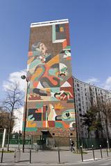 Reka (Sbastien Casters) Tags: street urban streetart france art graffiti urbanexploration urbain reka