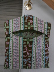 clothespin bag (Thong Bartlett) Tags: bag outdoor quilted clothespin