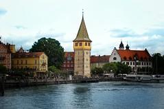 Lindauer Hafen (StefanJurcaRomania) Tags: port germany bayern deutschland bavaria lindau hafen bodensee bej stefanjurca