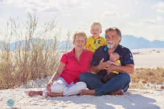 Grandparents and grandkids (KarinaSchuh) Tags: family sun newmexico boys kids children mom fun dad outdoor dunes portraiture grandparents ripples alamogordo individuals whitesandsnationalmonument oterocounty outdoorportraiture outdoorphotographer newmexicophotographer sandsdunes