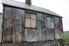 Old house (rgnr Albertsson) Tags: old horses bird animals iceland ruins sheep rustic rusty derelict garabr urbex