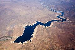 Saguaro lake - Arizona (Nino H) Tags: arizona usa lake nature water marina view desert aerial