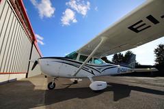 C172 (Fox Hotel Lima Photography) Tags: ireland irish flying cork aviation s atlantic mode cessna 182 in afta westonairport abbeyshrule c182s eicuj gzblt